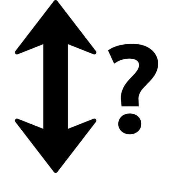 sort-up-or-down-question-with-double-pointed-arrow_318-48234